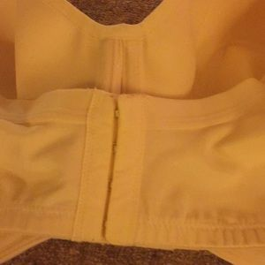Cacique Intimates & Sleepwear - Cacique balconette bra, soft yellow, size 44DDD